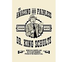 Dr. King Schultz Photographic Print