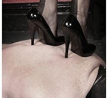 Flesh and Stilettos by serpentinekiss