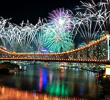 Riverfire by Meg Forbes