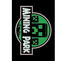 Mining Park v2 Photographic Print