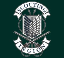 Scouting Legion by Olipop