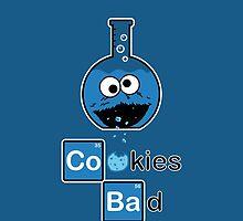 Cookies Bad IPhone! by loku