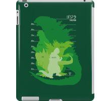 Monster Evolution Green iPad Case/Skin