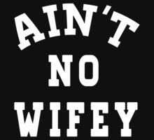Ain't No Wifey by Iva Ivanova