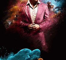 Far Cry 4 Poster by BensterTech