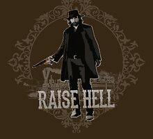 Raise Hell on Union Pacific by mysteryof