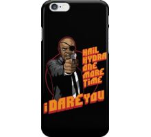 Vengeance and Fury iPhone Case/Skin