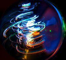 Glass Ball by Dave Warren