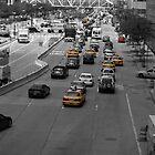 NYC Traffic by Mary Lake