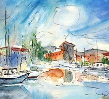 Saint-Cyprien Plage 02 by Goodaboom
