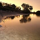 Korogarah Creek  by Suzy  Baines