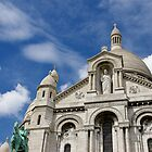 sacre coeur by Jodie Carruthers