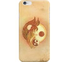 """""""THE LIBRA"""" - Protective Angel for Zodiac Sign iPhone Case/Skin"""