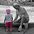 Cherished Moments by Jeff  Burns