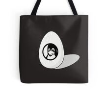 LINUX TUX EGG BRAND  Tote Bag