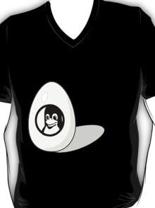 LINUX TUX EGG BRAND  T-Shirt