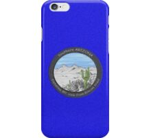 Hiking in the Rincon Mountains of Southern Arizona iPhone Case/Skin
