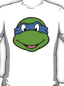 Leonardo Face T-Shirt