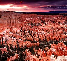 The Grandeur of Utah by Nolan Nitschke