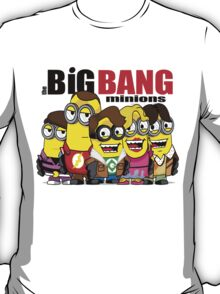 Big Bang Minions T-Shirt