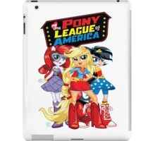 My Little Justice League iPad Case/Skin