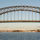 Sydney Harbour Bridge by Philip Wong