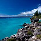 New Caledonia - Mare Coastline by Philip Wong
