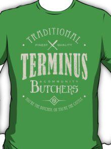 Terminus Butchers (light) T-Shirt