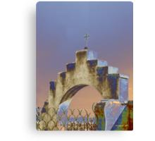Desert Gate Canvas Print