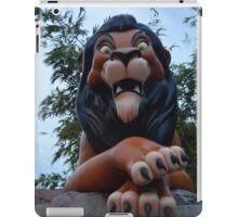 Disney Villain Scar Disney Lion King Scar iPad Case/Skin