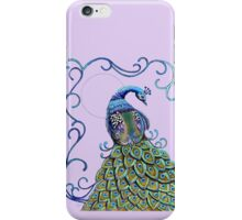 """Peacock Wonder"" iPhone Case/Skin"