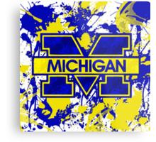 Go Michigan! Metal Print