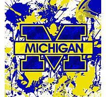 Go Michigan! Photographic Print