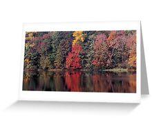 autumn in Lower Michigan #2 Greeting Card