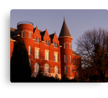 Thompson Hall Canvas Print