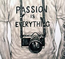 Passion is Everything by Rachelle Dyer