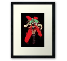 The Android Framed Print