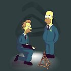 True Simpsons by m1a2
