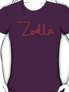 Zoelle Red T-Shirt