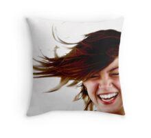 Absolute Joy Throw Pillow