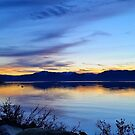 Tahoe Sunset by Steve Hunter