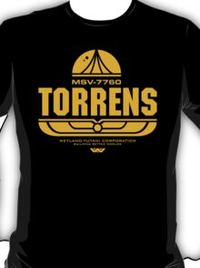 Torrens (yellow) T-Shirt