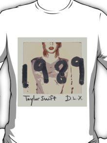 taylor swift 1989 popart T-Shirt