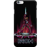 IRON-TRON iPhone Case/Skin