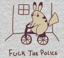 Fuck the Police by zerojigoku