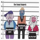 The Usual Suspects? by EddyG