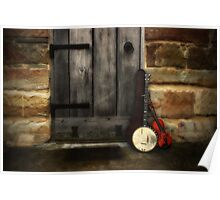 The Banjo & The Fiddle Poster
