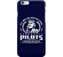 Aerobatic Pilot iPhone Case/Skin