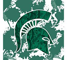 Michigan State Photographic Print