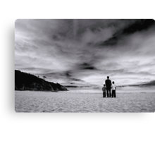 That's awesome dad! Canvas Print